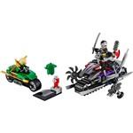 LEGO Ataque OverBorg - NINJAGO