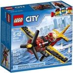 Lego - Avião de Corrida - Lego City - 60144