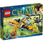 LEGO - Avião de Duas Hélices de Lavertus
