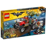 Lego Batman Movie - o Carro de Reboque do Crocodilo - 70907