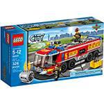 LEGO - Caminhão de Combate ao Fogo no Aeroporto