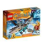 LEGO - Chima Planador Abutre do Gelo de Vardy