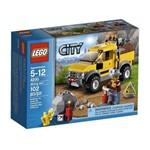 Lego City - 4x4 das Minas - 4200