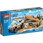 LEGO City - 4x4 e Barco de Mergulhadores - 60012
