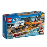 Lego City 60165 Unidade de Resgate 4x4 - Lego