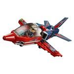 LEGO City 60177 Espetáculo Aéreo de Avião a Jato - LEGO