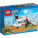 LEGO City Avião-Ambulância