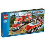 Lego City - Caminhão de Transporte de Bombeiros - 4430