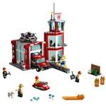 LEGO City - Corpo dos Bombeiros