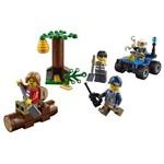 LEGO City - Fugitivos da Montanha