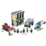 Lego City - Invasão com Buldôzer