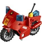 Lego City- Moto de Bombeiros 60000