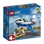 Lego City Patrulha Aérea 54 Peças 60206
