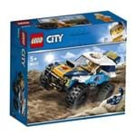 Lego City Rali no Deserto 75 Peças 60218