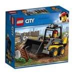 Lego City Trator de Construção 88 Peças 60219