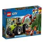 Lego City -Trator Florestal