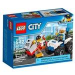 Lego City - Veículo de Polícia Off Road - 60135