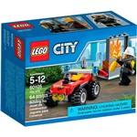 LEGO City Veículo Off-Road de Combate ao Fogo