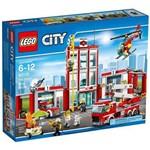 Lego Cityquartel dos Bombeiros