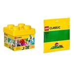 LEGO Classic Combo Caixa Peças 10692 com Base 10700