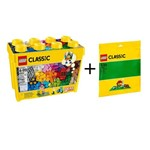LEGO Classic - Combo Super - Set 10698 + Base 10700