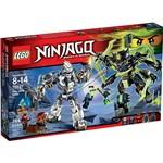 LEGO - Combate de Robô Titã
