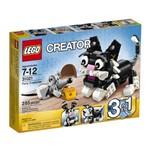 Lego Creator-Criaturas Felpudas 31021