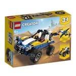Lego Creator 3 em 1 Passeio Nas Dunas 147 Peças 31087