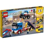 LEGO Creator - Espetáculo em Quadro Rodas - 31085