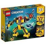 Lego Creator Robo Subaquatico 3 em 1 31090