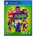 LEGO Dc Super Vilões- Ps4