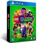 Lego Dc Supervillains Ed. Especial Ps4