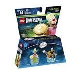 Lego Dimensions - Simpsons Krusty Fun Pack
