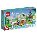 Lego Disney - Disney Princesas - Carruagem da Cinderela - 41159