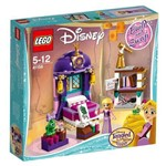 Lego Disney - Princesas - Quarto do Castelo da Rapunzel - 41156