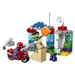Lego Duplo - as Aventuras de Homem-aranha e Hulk