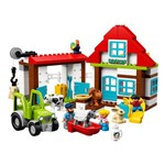 Lego Duplo - Aventuras na Fazenda