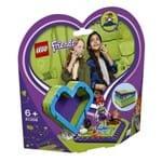 Lego Friends Caixa de Coração da Mia 83 Peças 41358