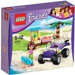 LEGO Friends - o Buggy de Praia da Olivia