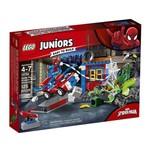 LEGO Juniors 10754 Confronto de Rua Spider Man Vs. Scorpion
