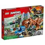 LEGO Juniors - Jurassic World - Fuga T-Rex - 10758