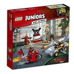 LEGO Juniors - Ninjago Movie - Ataque do Tubarão - 10739