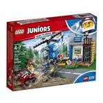 Lego Juniors - Perseguição Policial na Montanha