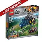 Lego Jurassic World - a Perseguição de Helicóptero