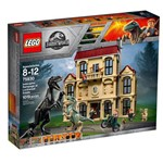 Lego Jurassic World - Fúria Indoraptor - 75930