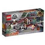 Lego Jurassic World - Perseguição Velociraptor - 75932
