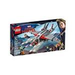 LEGO Marvel - Capitã Marvel e o Ataque do Skrull - Lego 76127