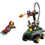 Lego Marvel Super Heroes 76008 Homem de Ferro Contra The Mandarin - Lego