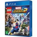 LEGO Marvel Super Heroes 2 - PS4 - Jogo + Adesivo de Controle