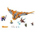 LEGO Marvel Super Heroes - Thanos: a Batalha Final